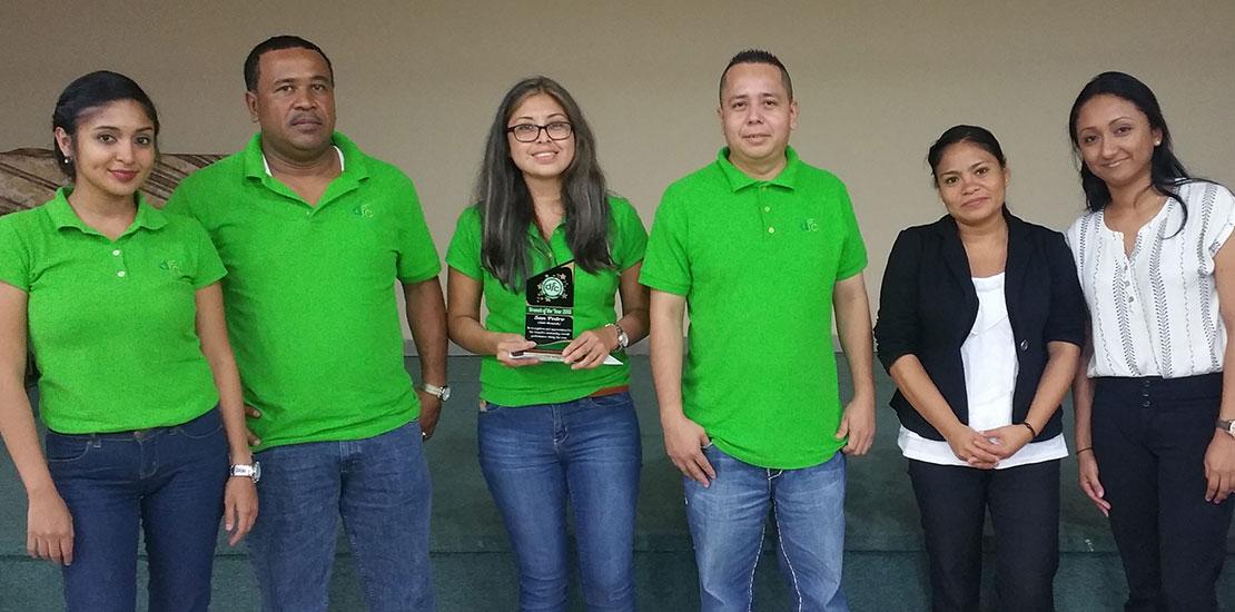 San Pedro Sub Branch, Branch of the Year Award, 2014