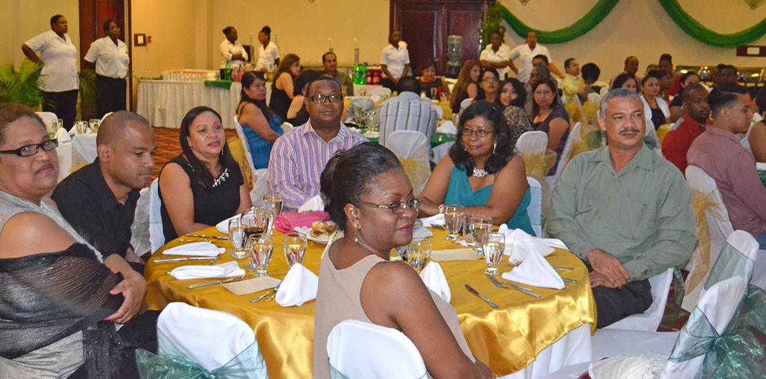 Employee Recognition Awards, 2015