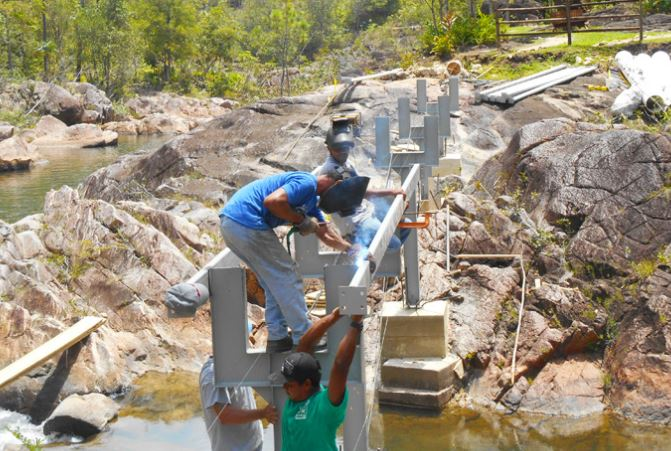 Mini Hydro Dam, Renewable Energy, Renewable Energy Loans, DFC Belize, DFC Loans, Development Finance Corporation, Electricity Generation