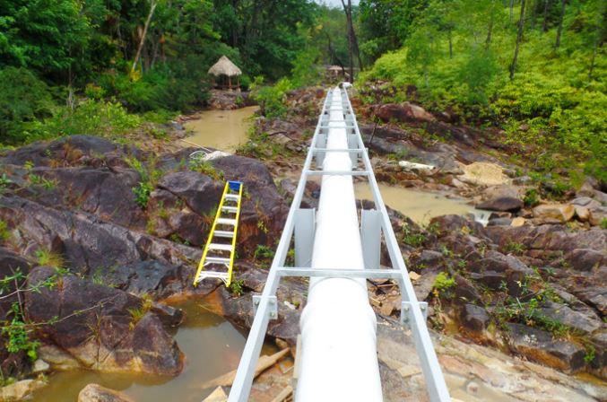 Mini Hydro Dam, Renewable Energy, Renewable Energy Loans, DFC Belize, DFC Loans, Development Finance Corporation, Electricity Generation