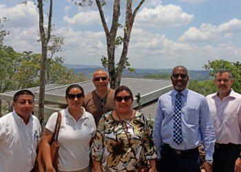 CDB visits DFC projects