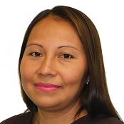 Estelia Castillo - DFC Orange Walk Branch Manager