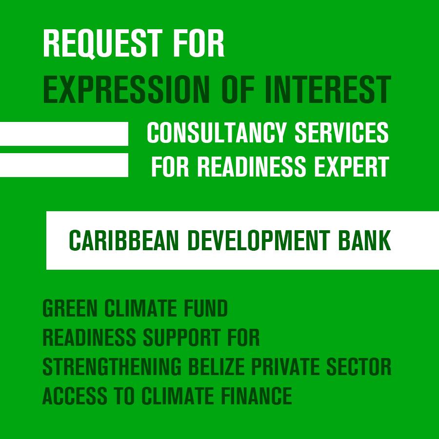 GCF Expression of Interest